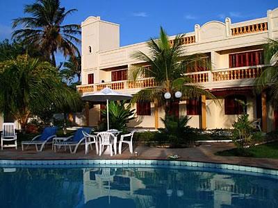 Cumbuco Hotel Pousada Praia Danza Do Sol Antigo Hotel